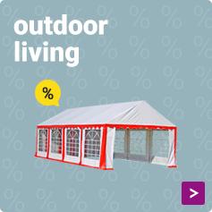 Winter sale outdoor living
