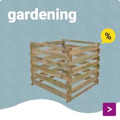 Gardening winter sale