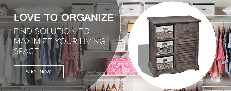 Love to organize