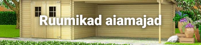 Kuurid, garaažid ja auto katusealused