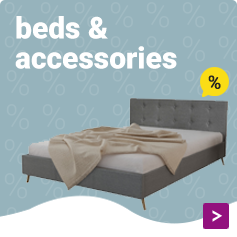 Beds & accessories winter sale