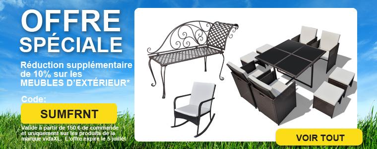 Summer sale furniture