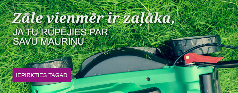 Everything for your lawn