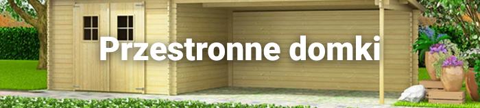 Składziki, garaże, szopy i wiaty