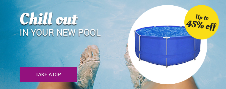 Everything for your pool