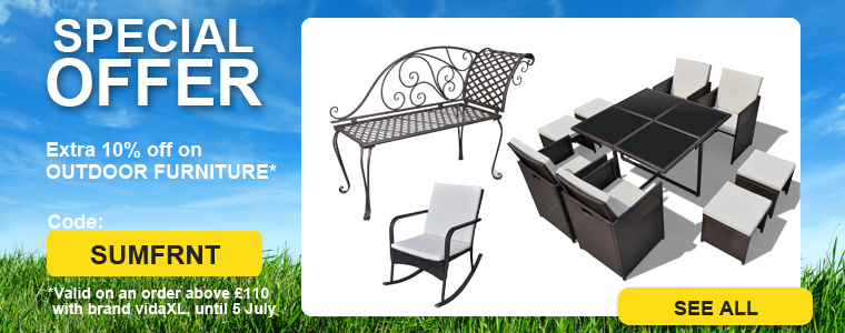 Summer sale furniture
