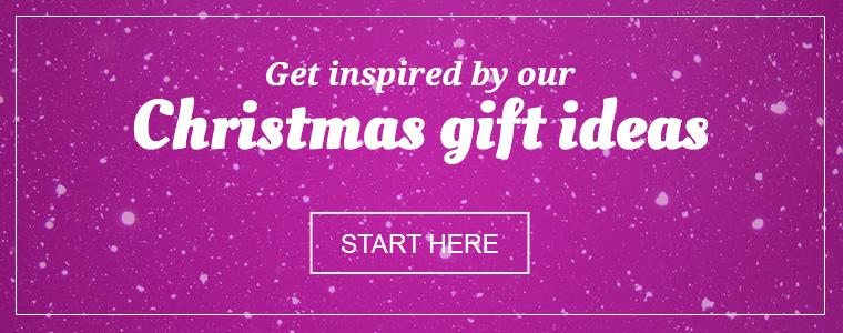 Christmas CMS Landing page