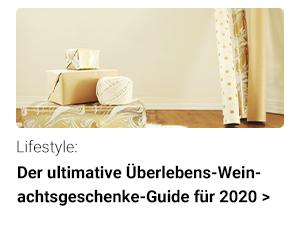 Der Weinachtsgeschenke-Guide für 2020
