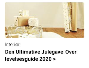 Den Ultimative Julegave-Overlevelsesguide 2020