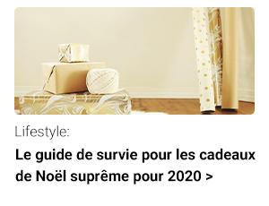 Le guide de survie pour les cadeaux de Noël suprême pour 2020
