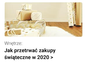 Jak przetrwać zakupy świąteczne w 2020