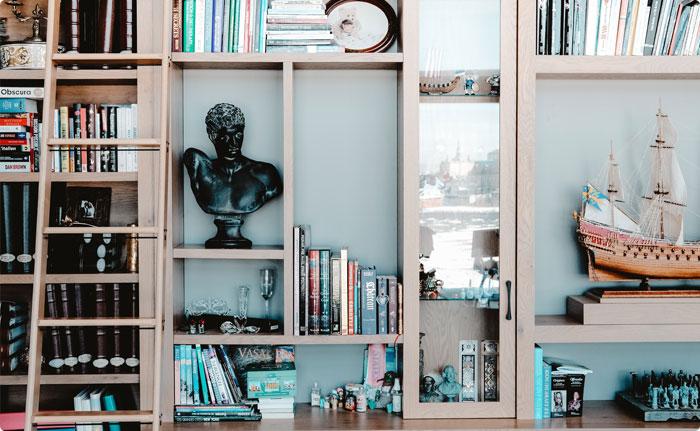 Zeit für Erzählgeschichten | Style deine Buchsammlung